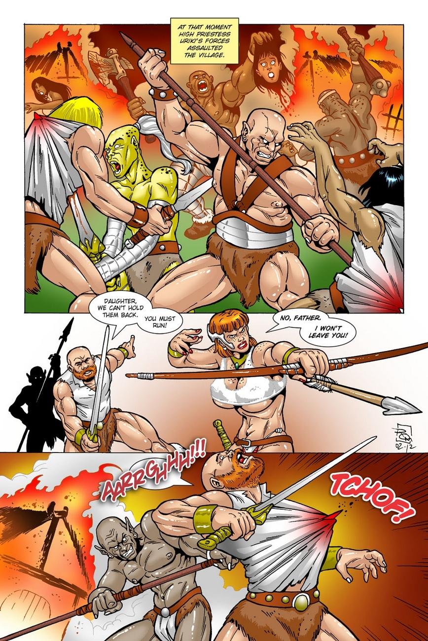 Dark Gods 1 - The Summoning 8 free sex comic