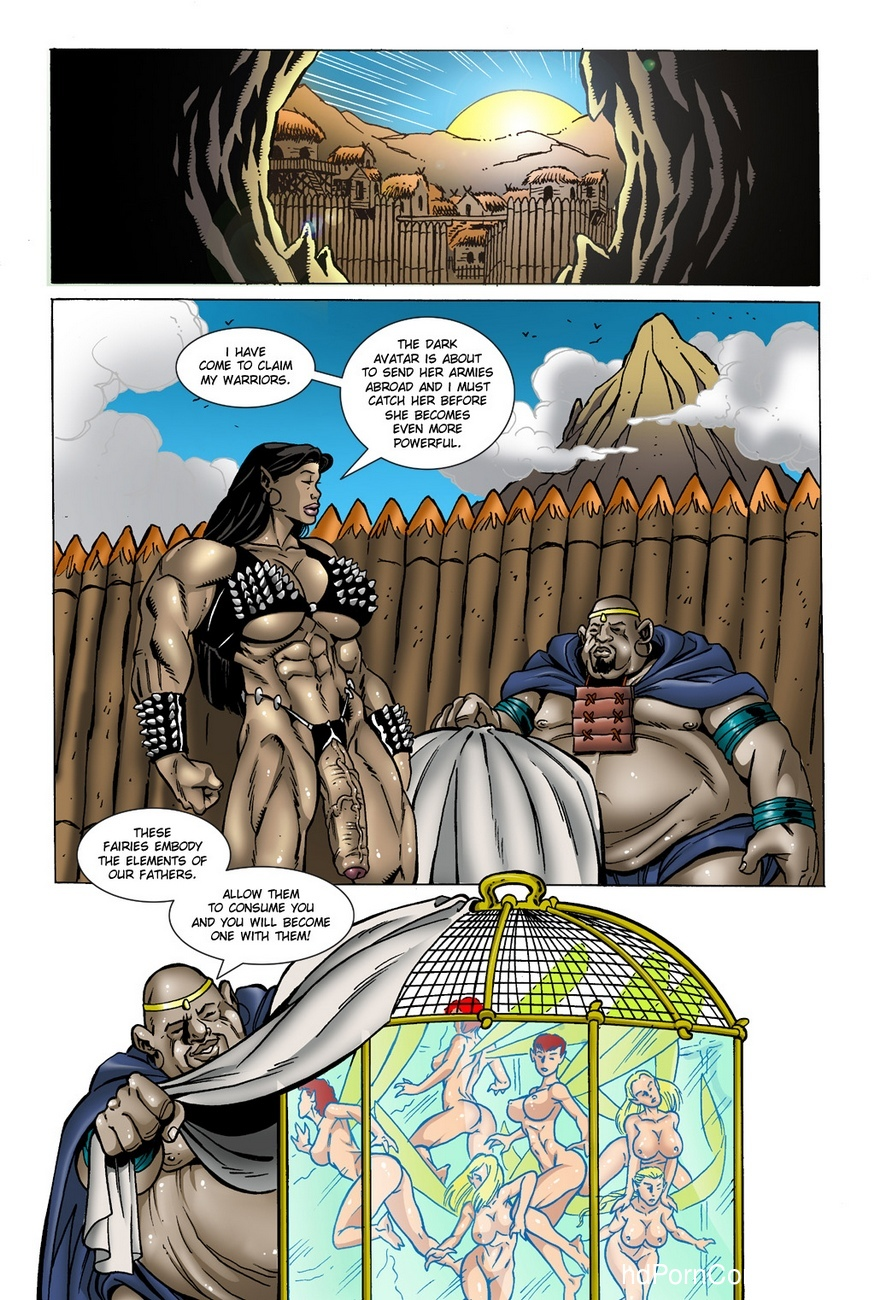 Dark Gods 2 - The Channeling 18 free sex comic