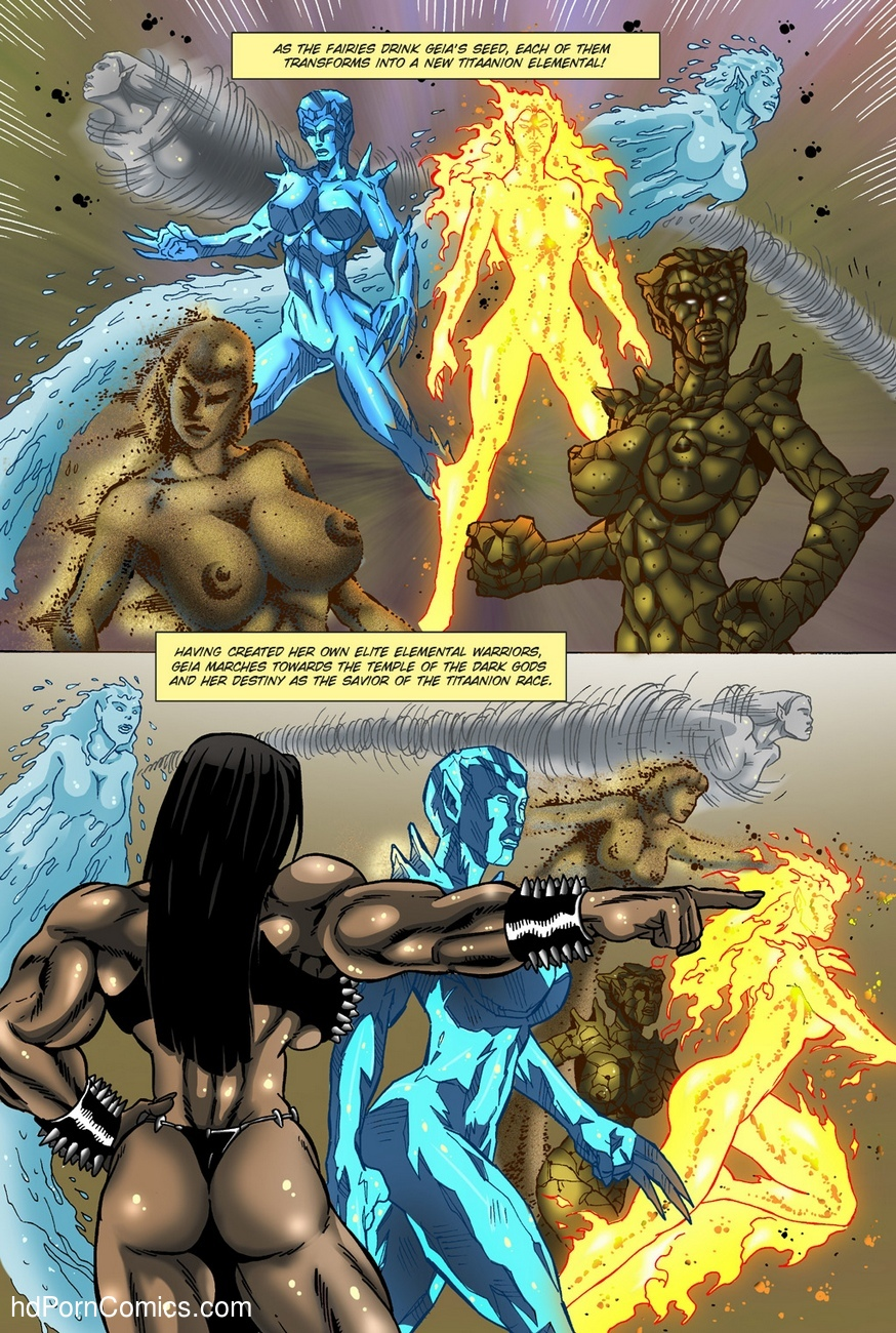 Dark Gods 2 - The Channeling 23 free sex comic