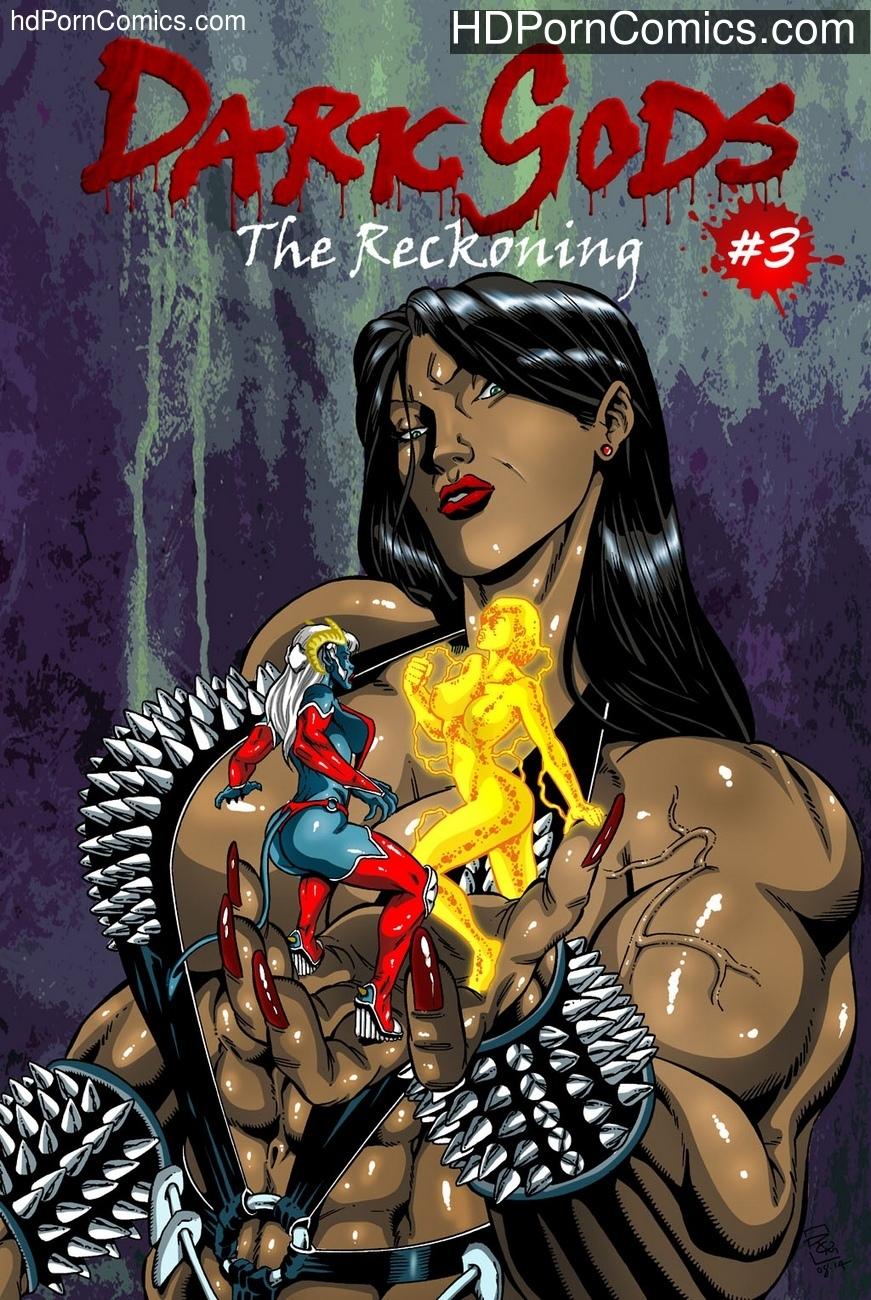 Dark Gods 3 - The Reckoning 1 free sex comic