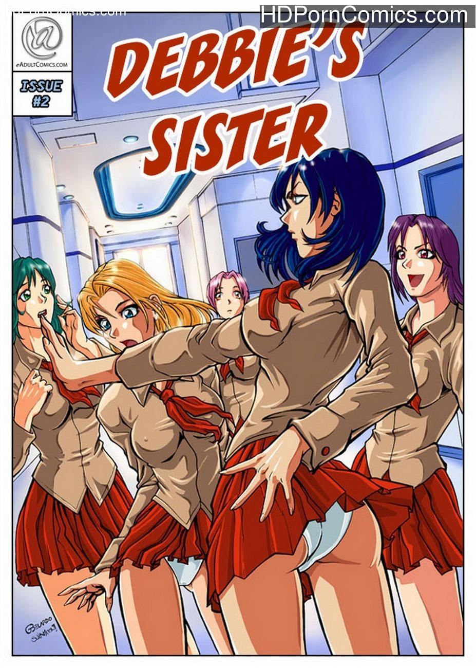 Debbie's Sister 2 Sex Comic