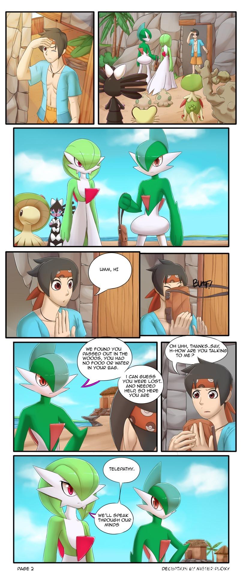 free pokemon porn comics