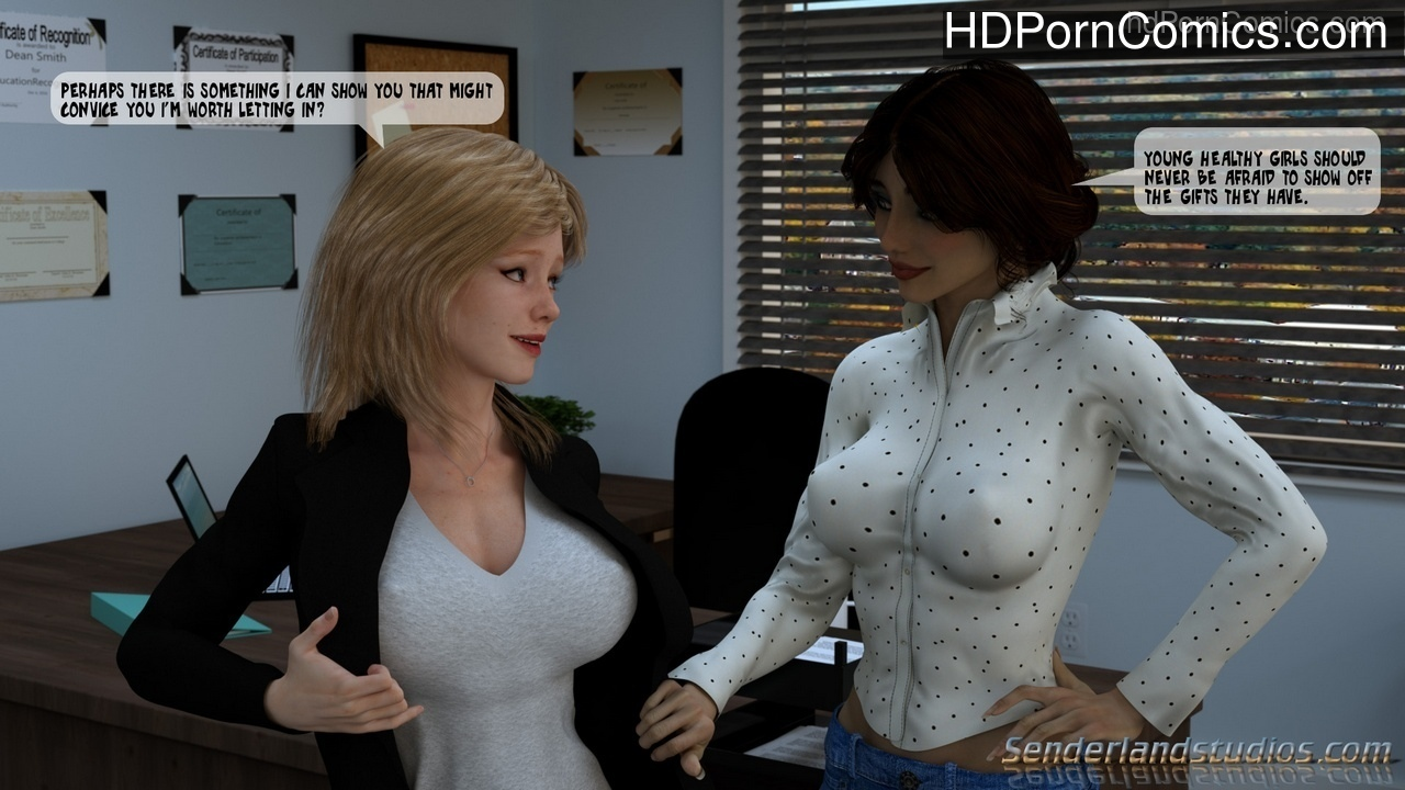 Dedra's Story - Office 11 free sex comic