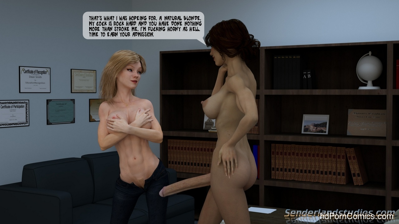 Dedra's Story - Office 22 free sex comic