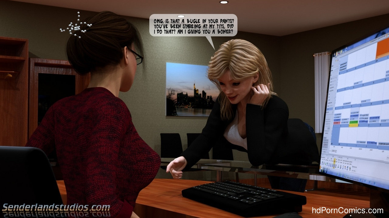 Dedra's Story - Office 3 free sex comic