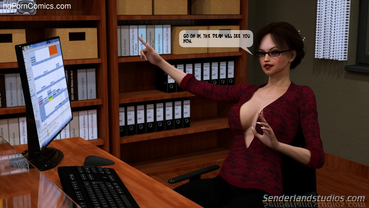 Dedra's Story - Office 5 free sex comic