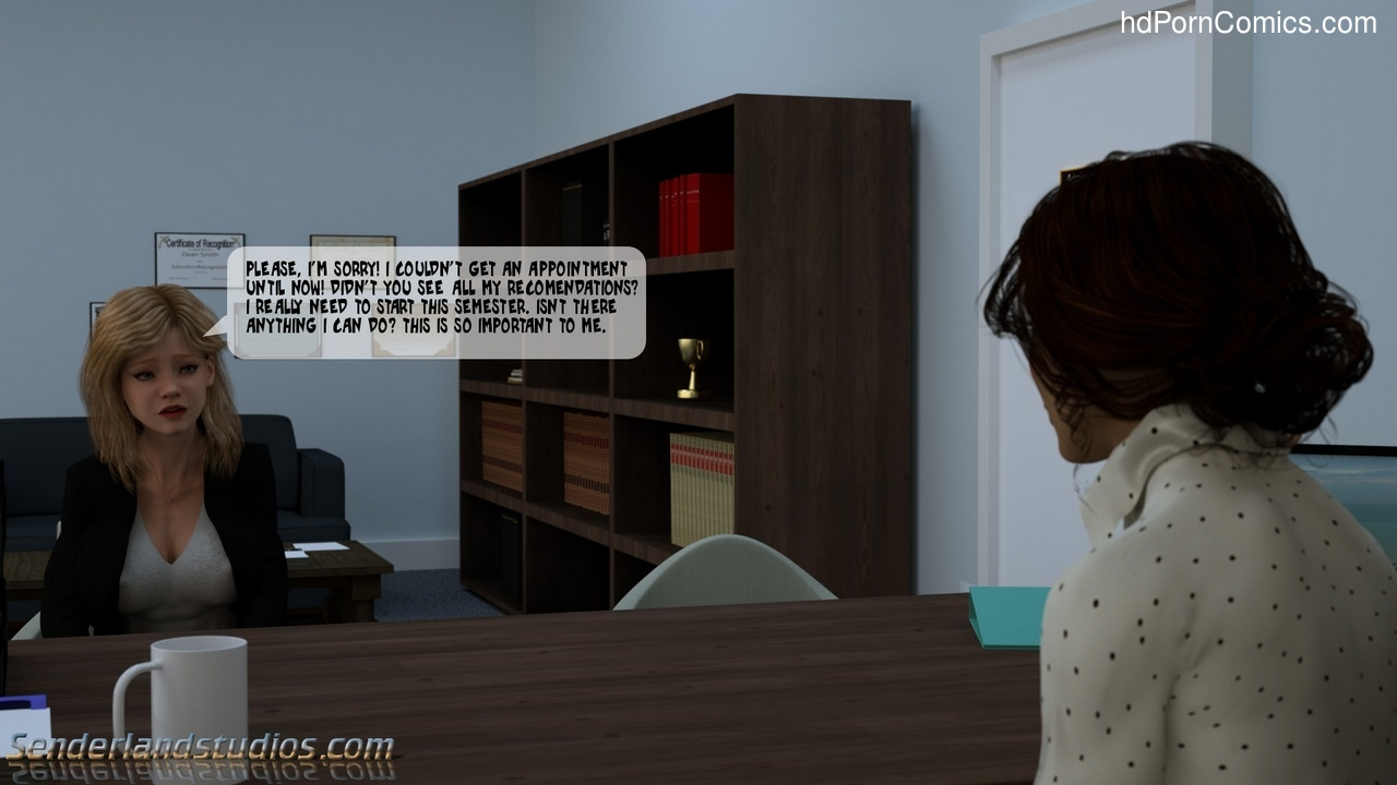 Dedra's Story - Office 8 free sex comic