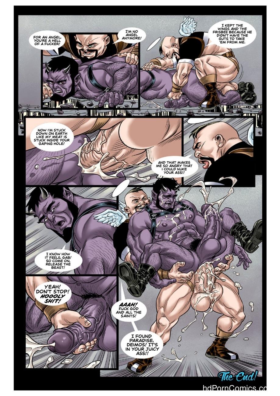 Deimos – 10th Anniversary Special Sex Comic