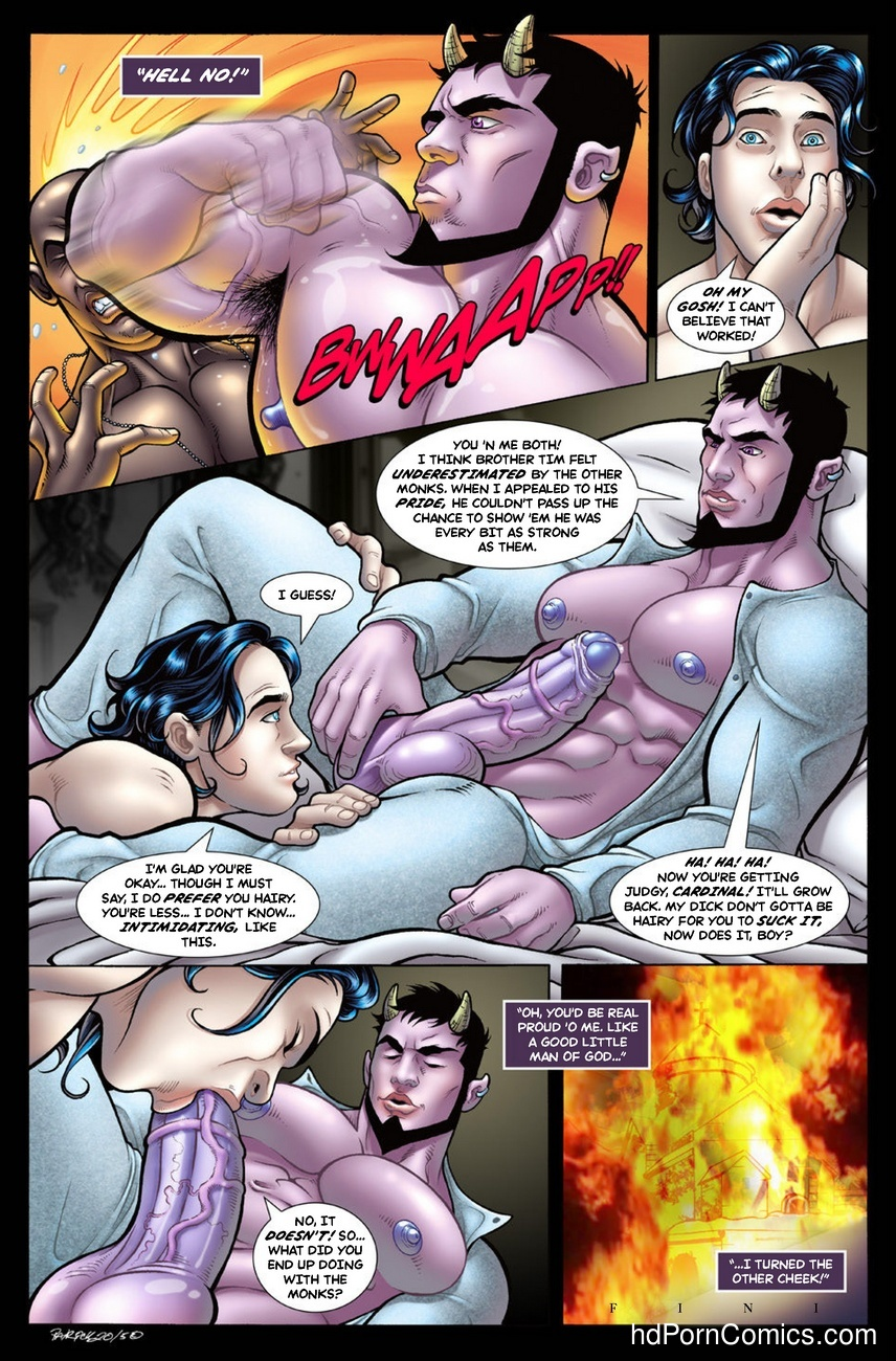 Deimos – Dead Of Winter 2 Sex Comic