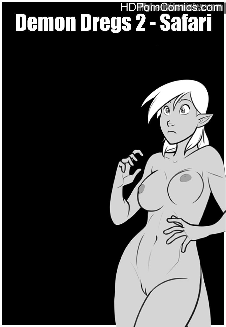 Demon Dregs 2 – Safari comic porn