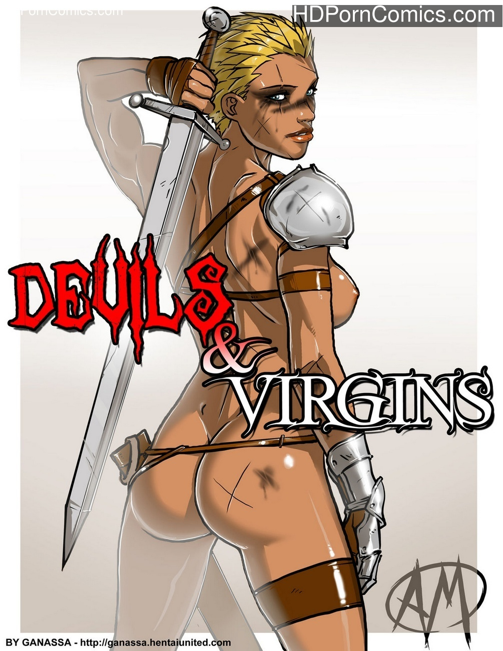 Devils & Virgins Sex Comic