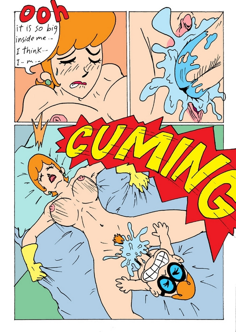 Dex Fix 15 free sex comic
