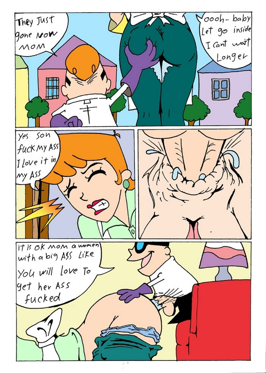 Dex Fix 33 free sex comic