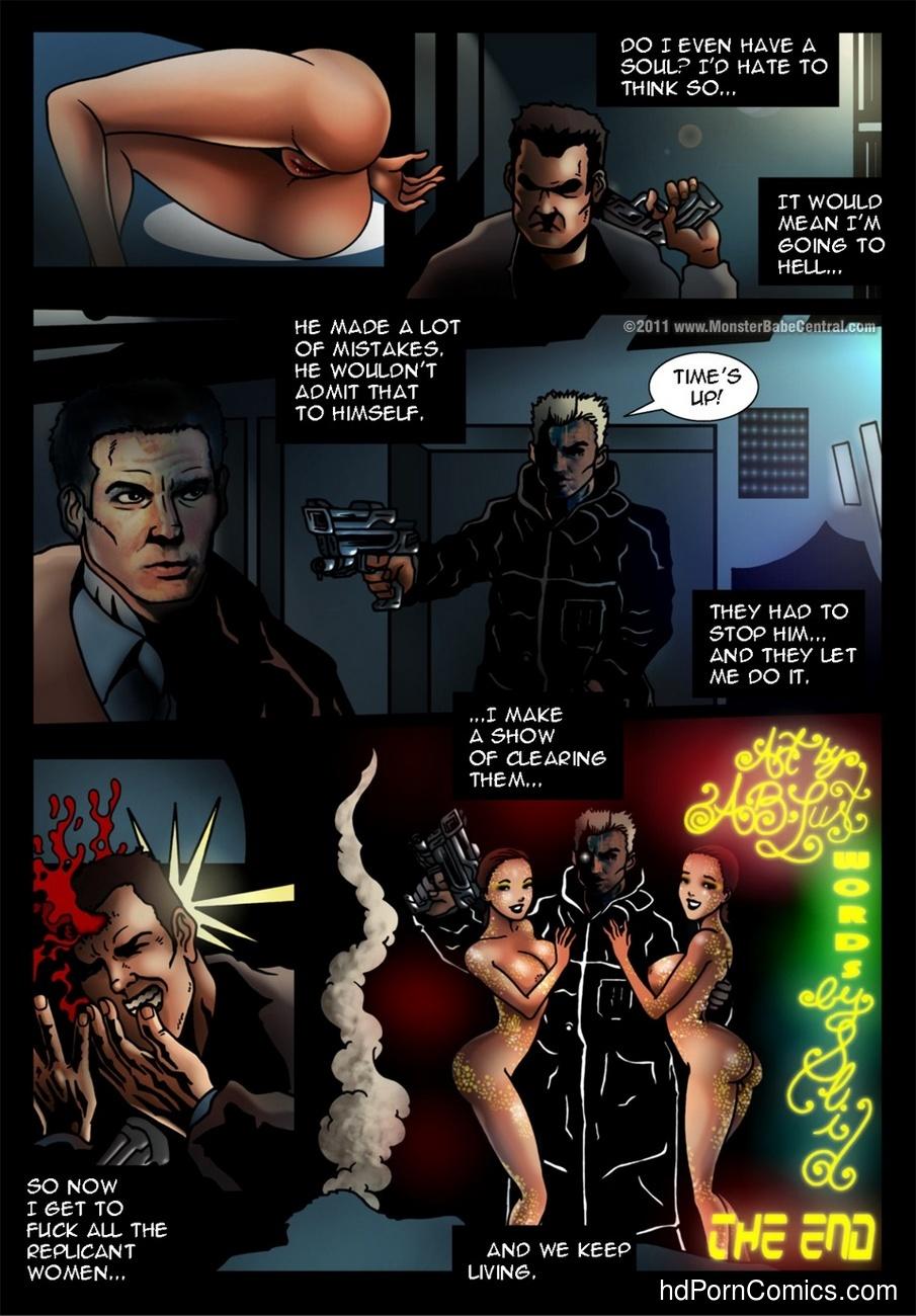 Dick Runner Sex Comic