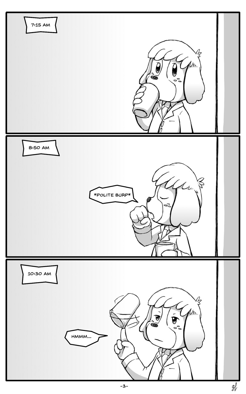 Animal Crossing Isabelle X Digby Porn digby's misadventure sex comic - hd porn comics
