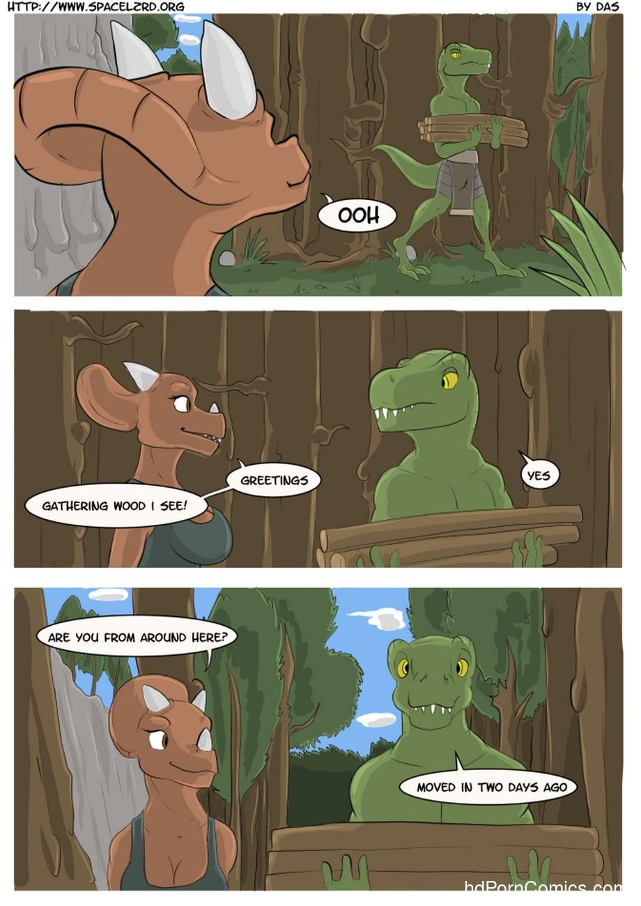 cartoon dinosaur porn