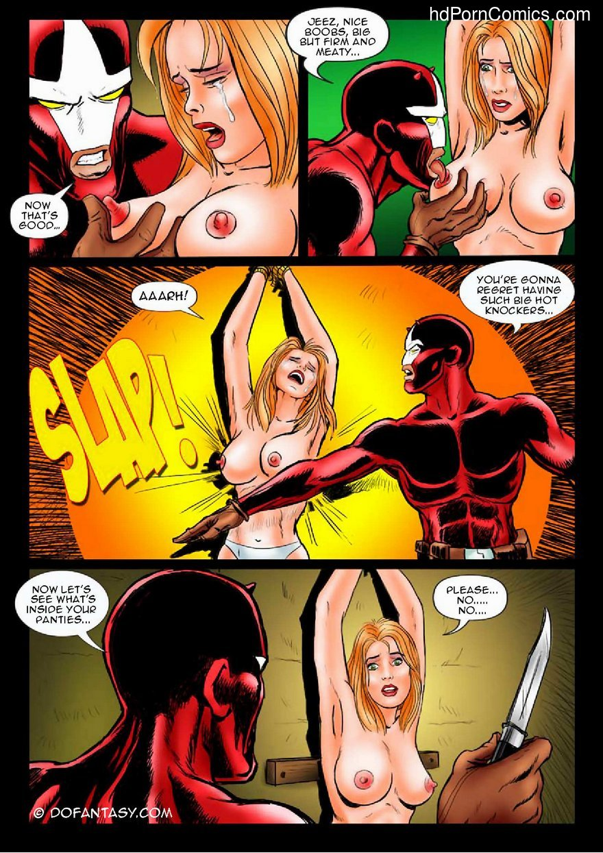 Dofantasy- Bondage Night Stalker 119 free sex comic