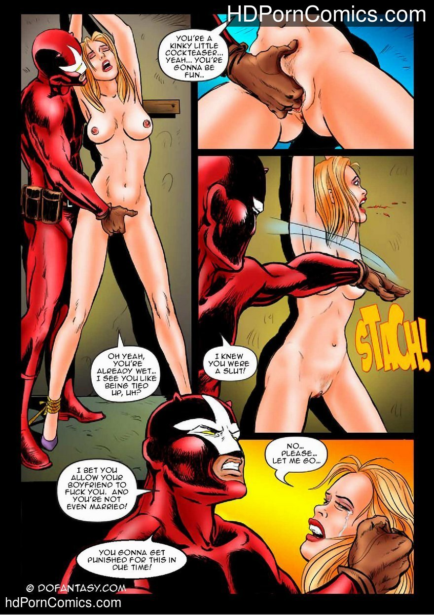 Dofantasy- Bondage Night Stalker 121 free sex comic