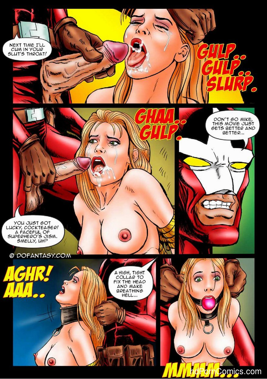 Dofantasy- Bondage Night Stalker 127 free sex comic