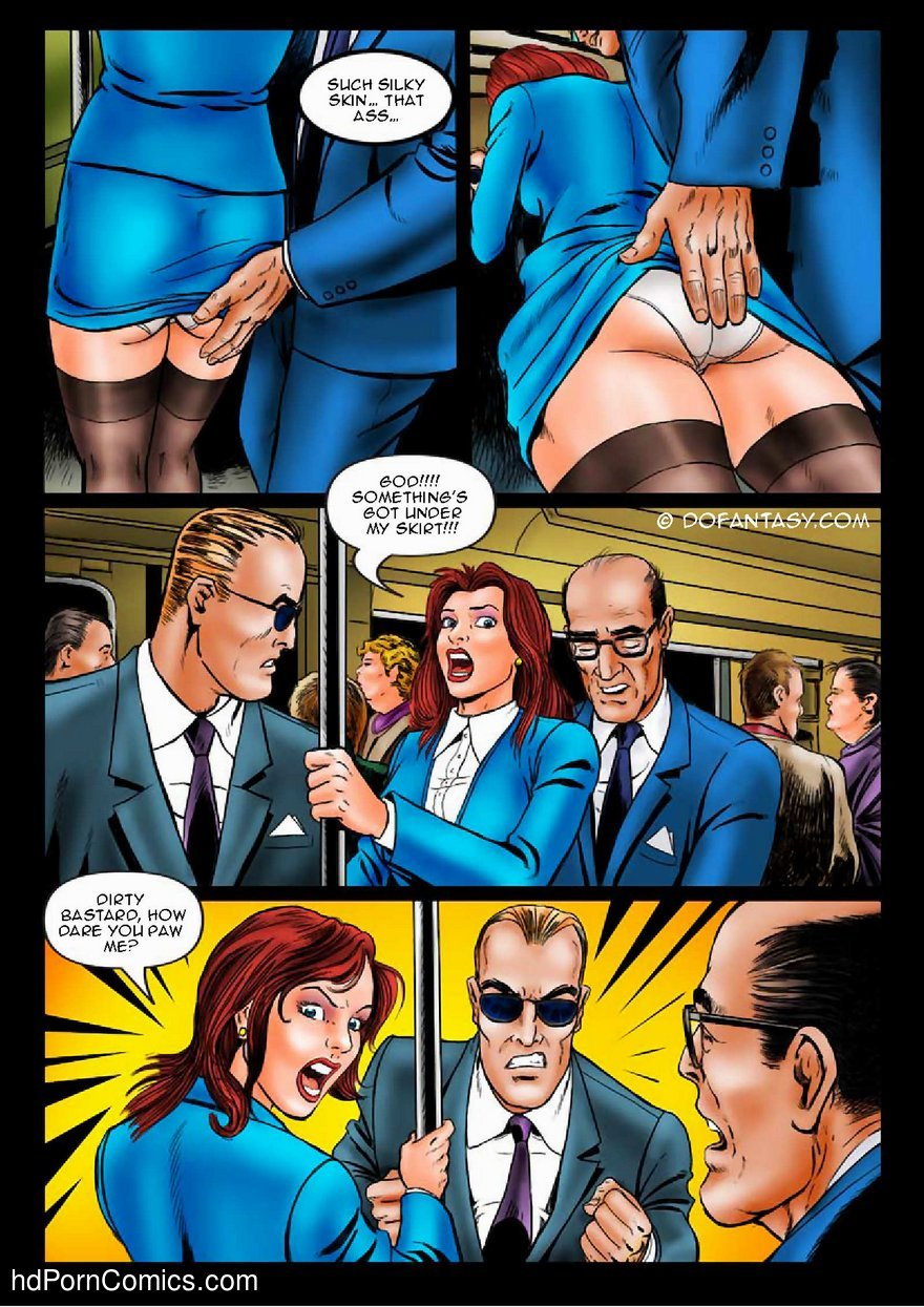 Dofantasy- Bondage Night Stalker 140 free sex comic