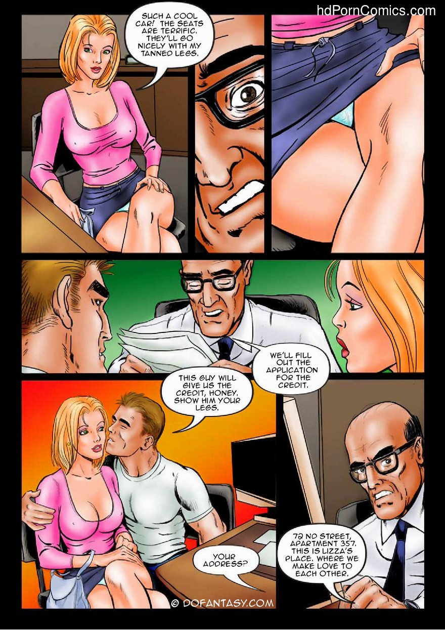Dofantasy- Bondage Night Stalker 15 free sex comic