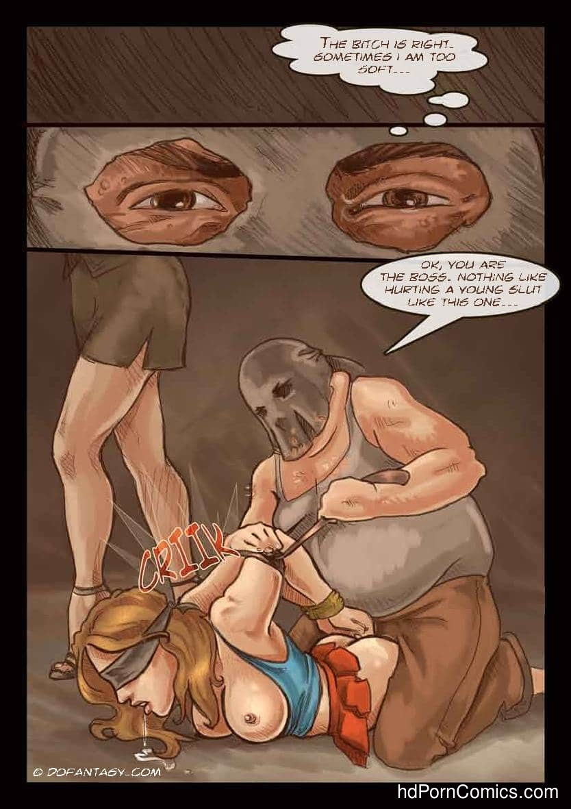 Dofantasy-The hostage 117 free sex comic
