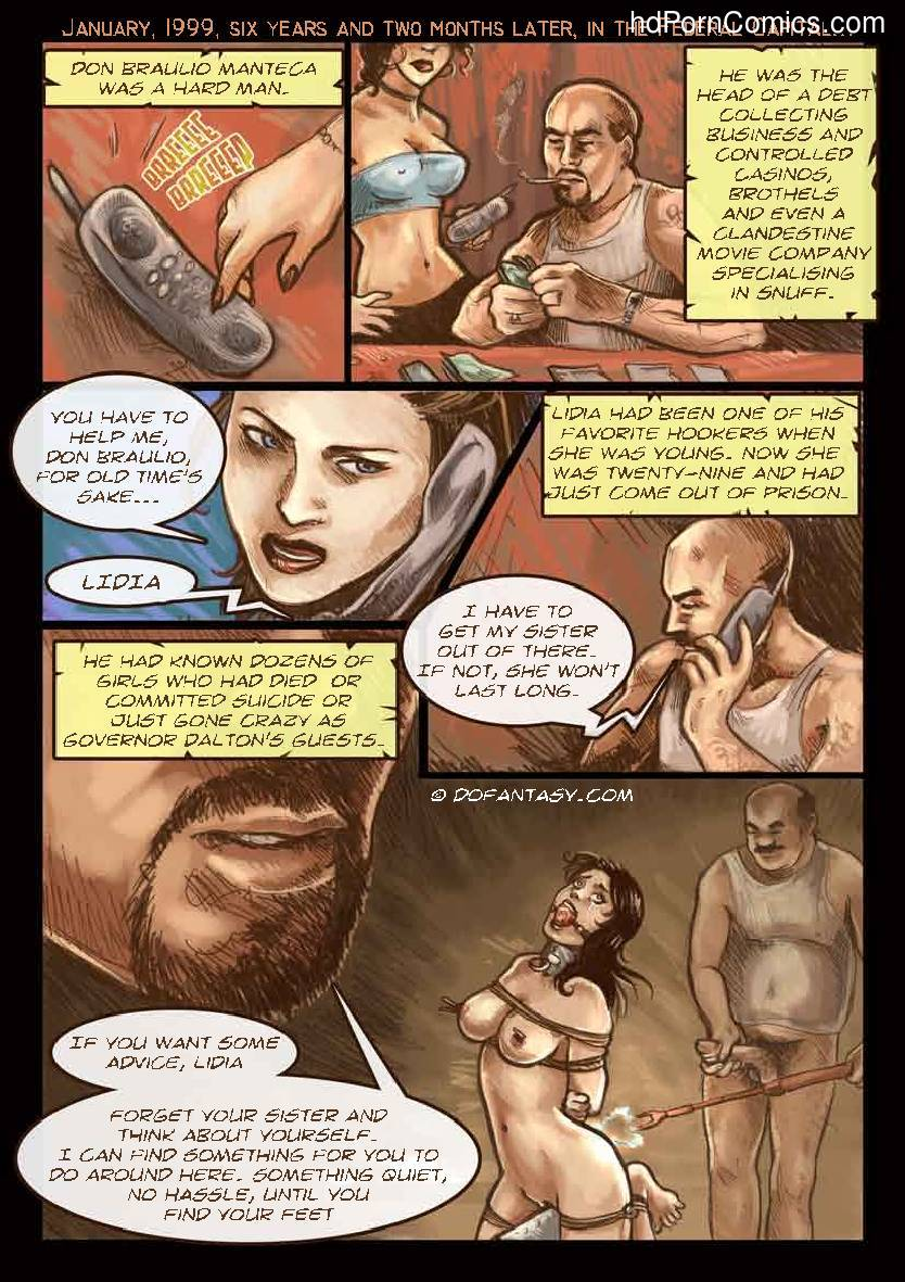 Dofantasy-The hostage 14 free sex comic