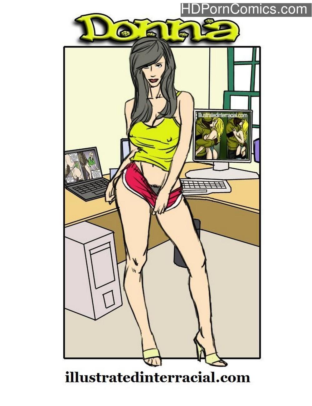 Donna Sex Comic