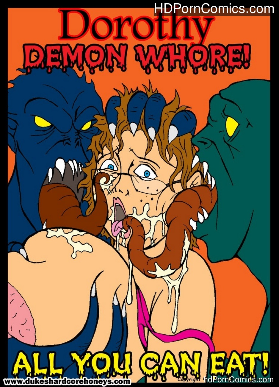 Dorothy Demon Whore 2 comic porn
