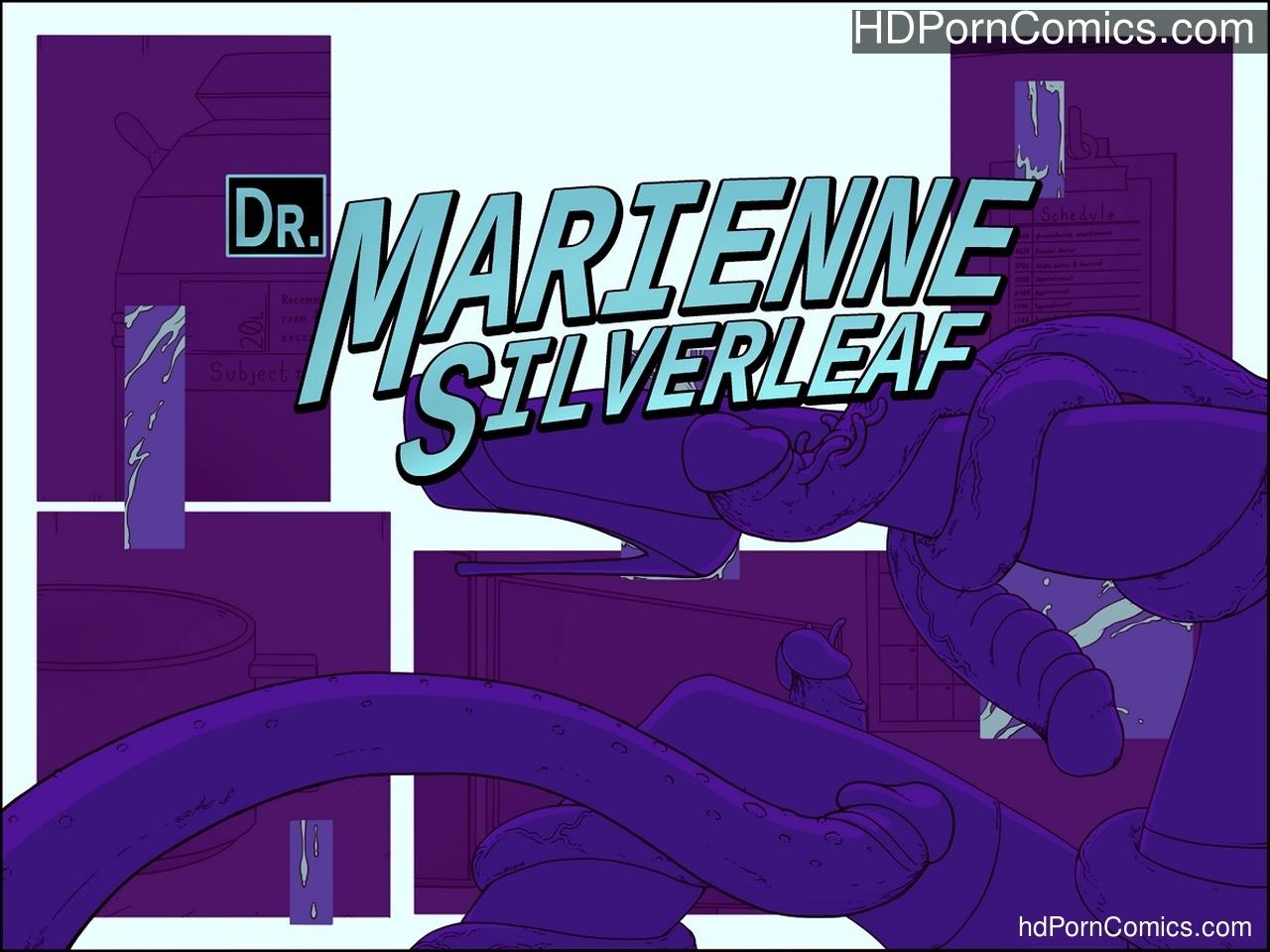 Dr. Marienne Silverleaf Sex Comic
