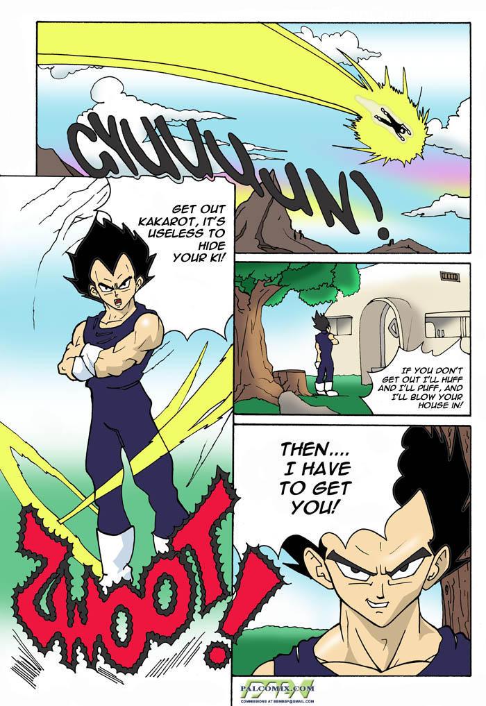 Dragon ball h comics-8956