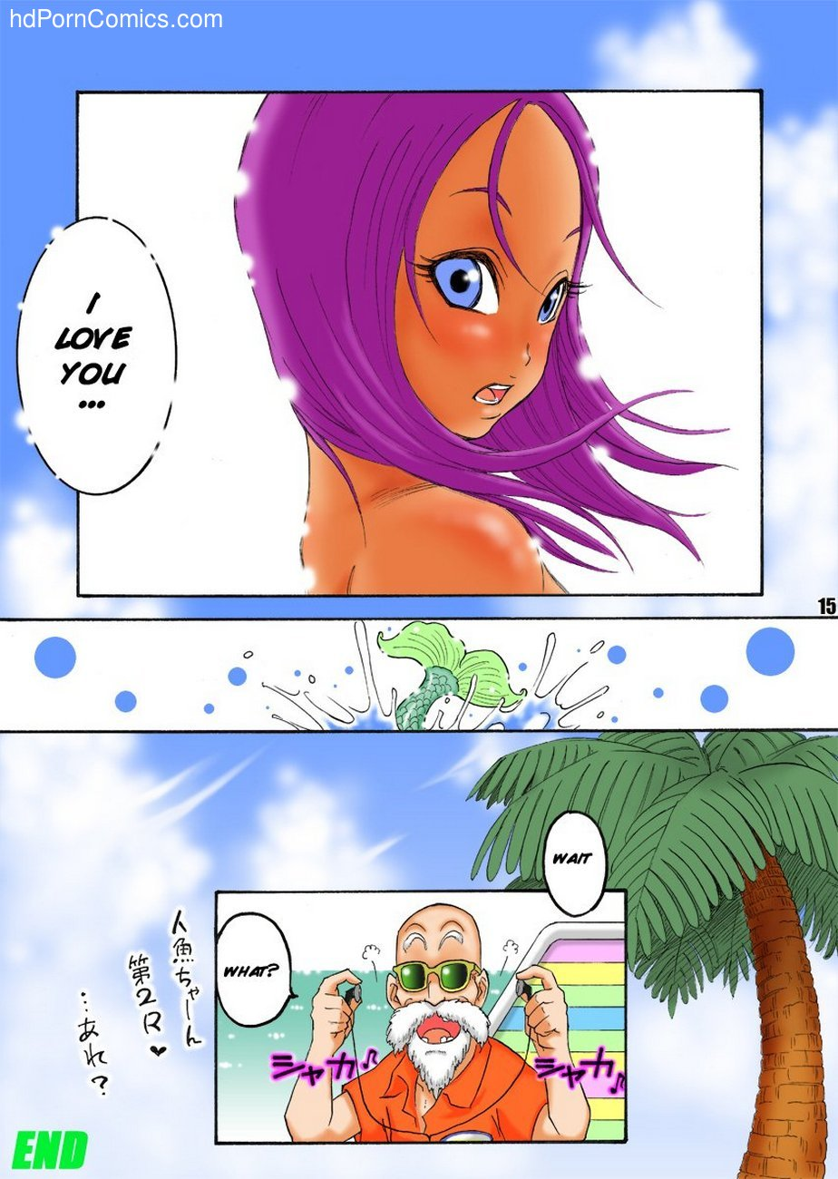Dragon Ball 2 Sex Comic
