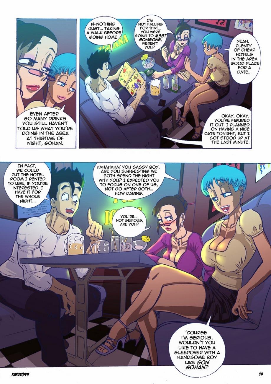 Dragon Ball - Extra Milk 2 5 free sex comic