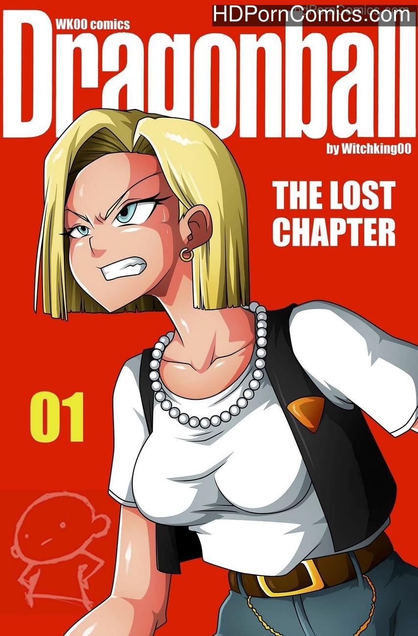 Dragon Ball – The Lost Chapter 1 Sex Comic
