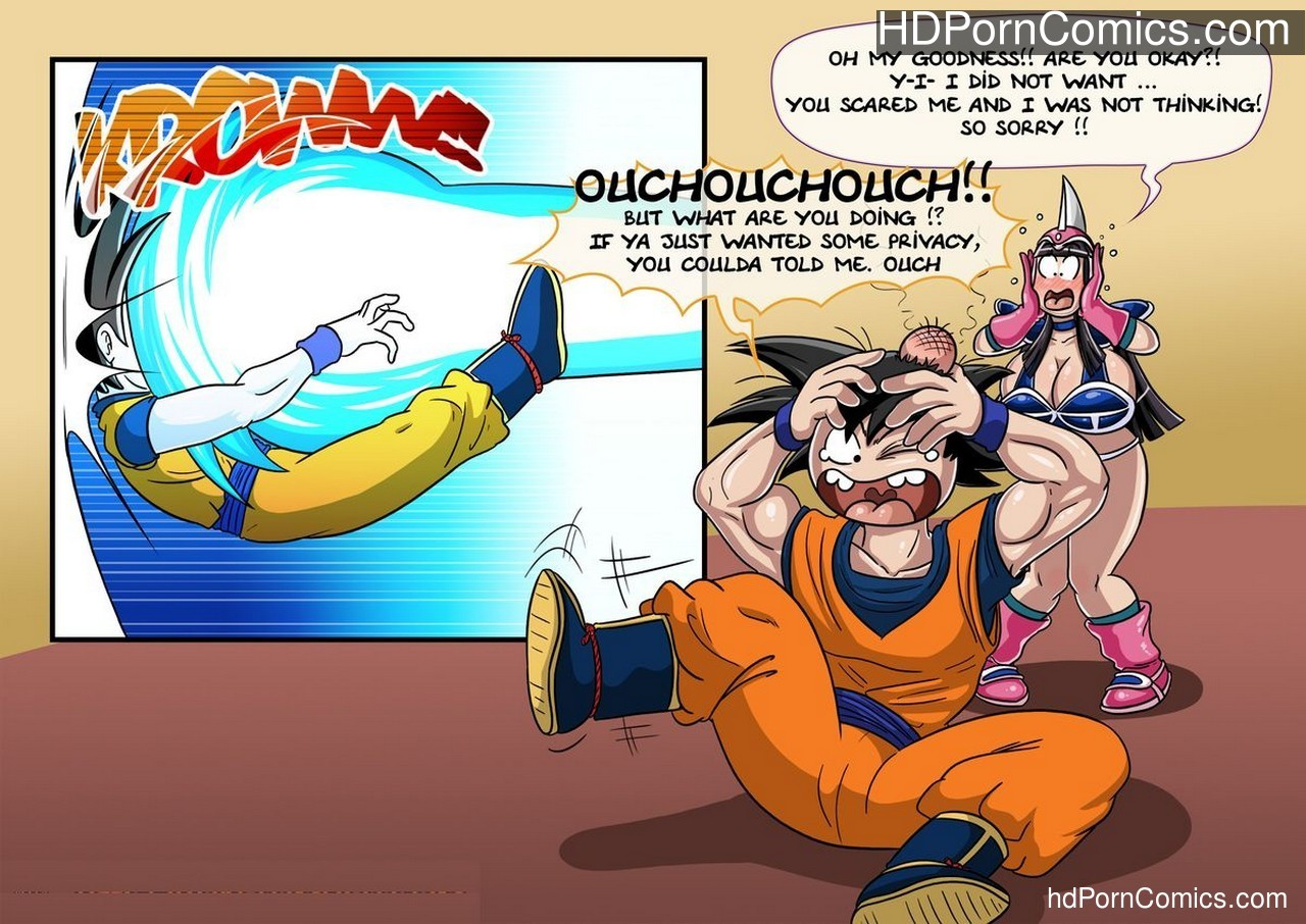 Dragon Ball Z - General Cleaning 11 free sex comic