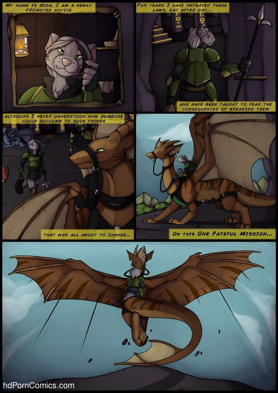 Porn Comic Dragon Rider