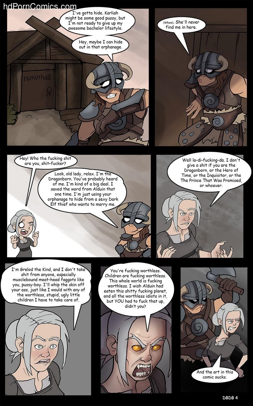 Dragonborn And The Dark Brotherhood 5 free sex comic