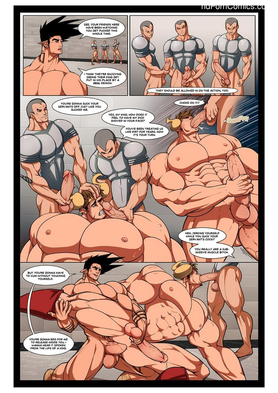 Drake - Power Play 19 free sex comic