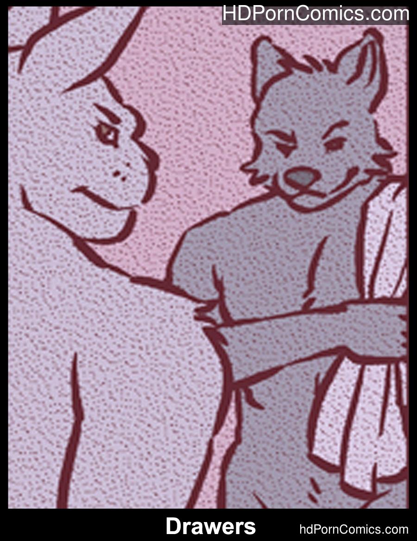 Drawers Sex Comic
