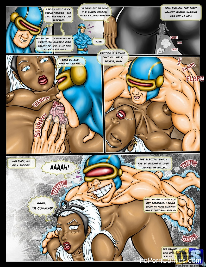 Drawn Sex- X-Men and Girls3 free sex comic