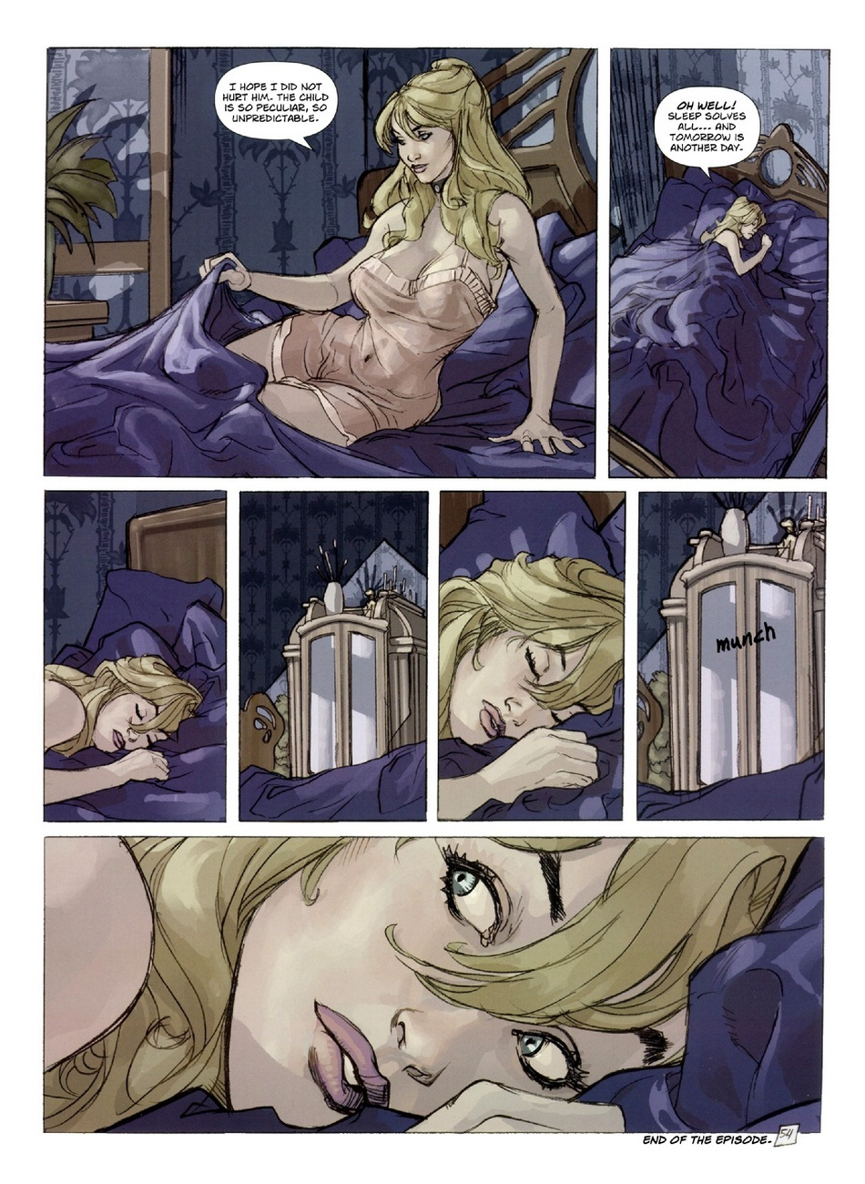 Dreams Caroline Sex Comic