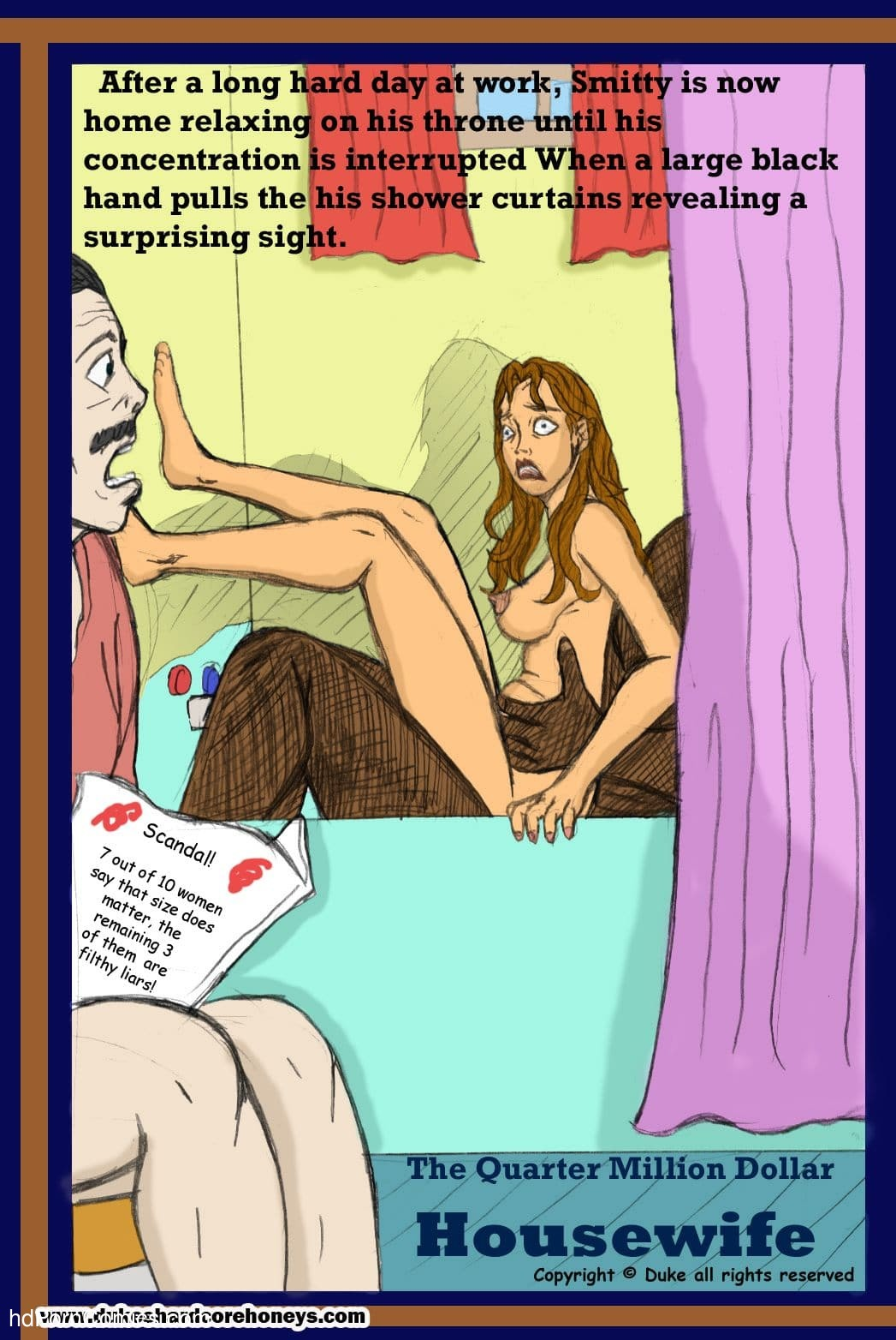 Duke – Big Ass Oneshots Pack18 free sex comic