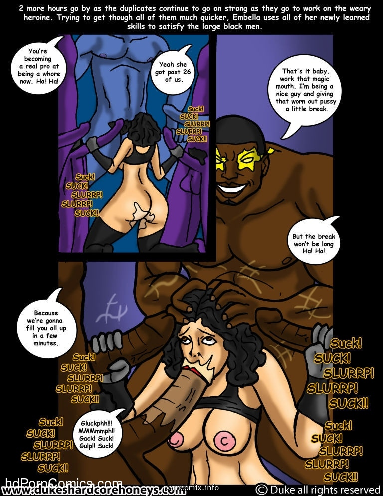 Duke Honey- EmBella Vol 113 free sex comic