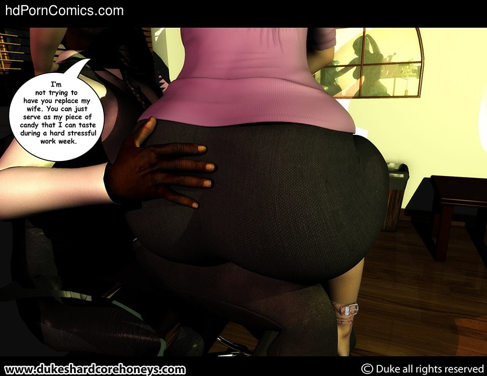 Dukehoney-Mrs Hani 3D 612 free sex comic