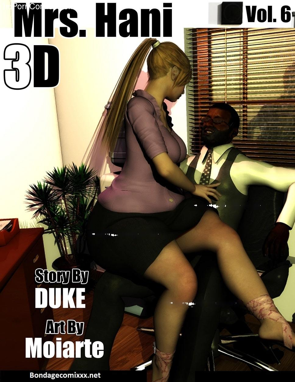 Dukehoney-Mrs Hani 3D 62 free sex comic