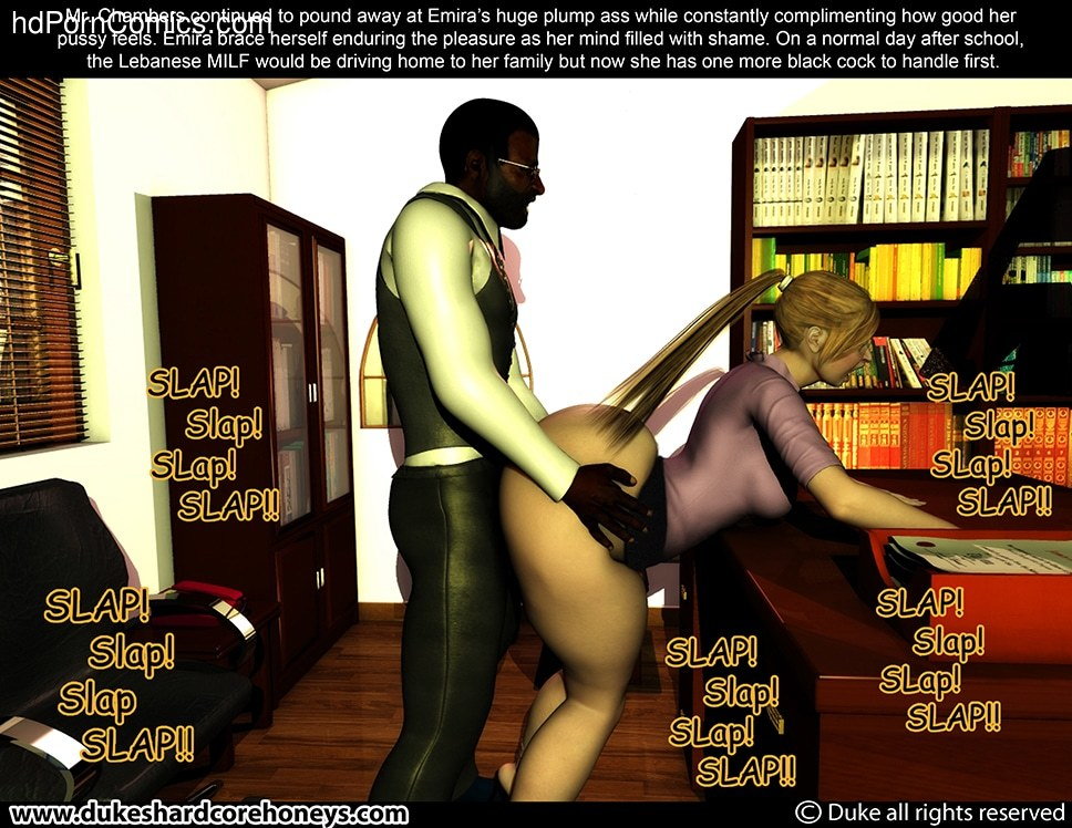 Dukehoney-Mrs Hani 3D 625 free sex comic