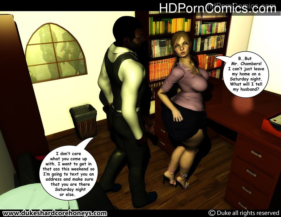 Dukehoney-Mrs Hani 3D 631 free sex comic