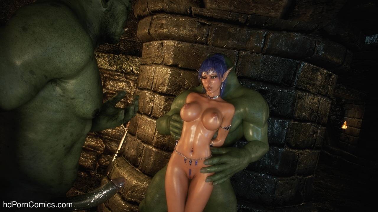 Dungeon 3 - Syndori's Experience 104 free sex comic