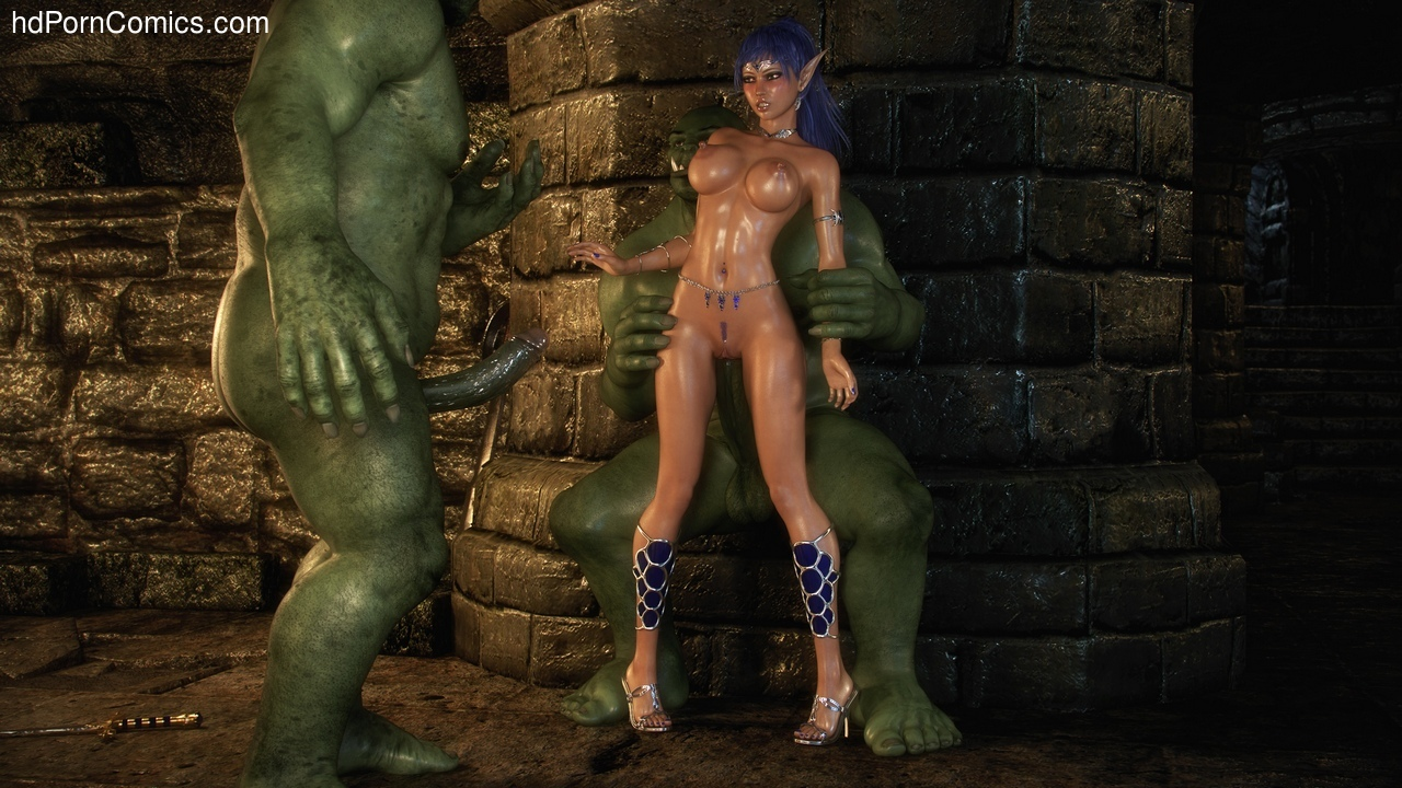 Dungeon 3 - Syndori's Experience 106 free sex comic