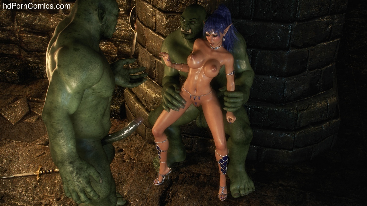 Dungeon 3 - Syndori's Experience 110 free sex comic